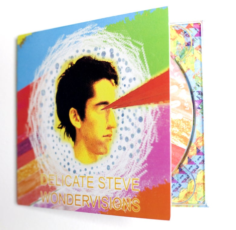 Image of Wondervisions ~ CD
