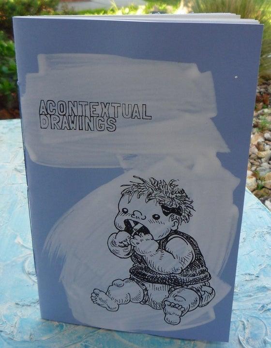 Image of Acontextual Drawings (Abbigail McCracken) - Trade Edition