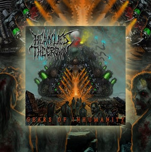 Image of GEARS OF INHUMANITY (EP)