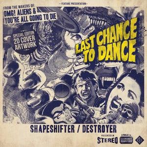 Image of 'Shapeshifter/Destroyer' 4 Track EP