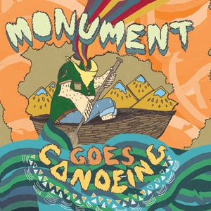 """Image of  Monument - Goes Canoeing 12"""" - Package Deal - Limited to 20"""