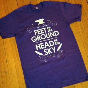 Image of Head in the Sky Tee