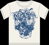 "Image of T Shirt ""Silence Awaits You"""