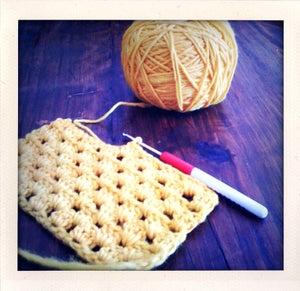 Image of Crochet Clinic - Beginner's Class - Saturdays 3:30 - 5:30pm