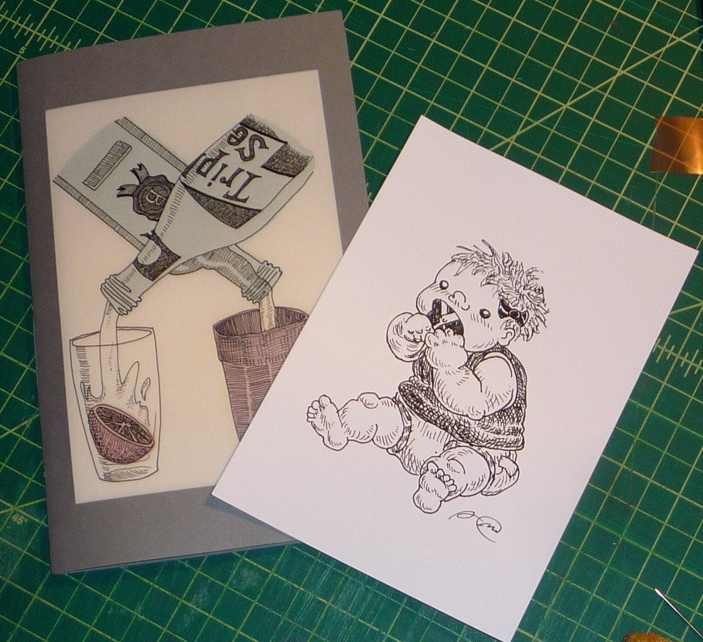 Image of Acontextual Drawings (Abbigail McCracken) - Deluxe Edition