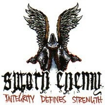 "Image of SWORN ENEMY ""Integrity Defines Strength"" CD"