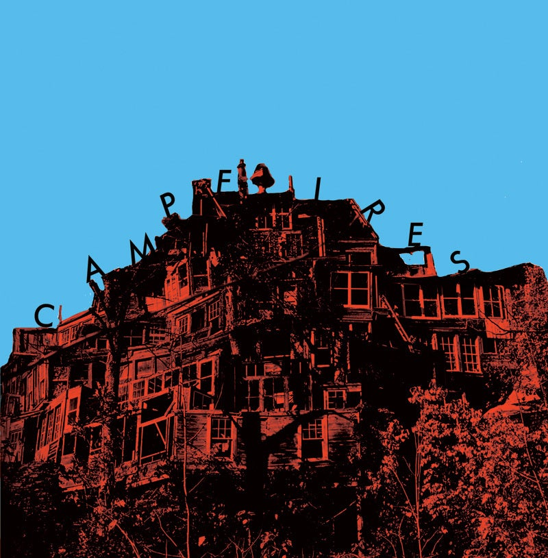 """Image of Campfires - Dusty Mansions 7"""" (SPR002)"""