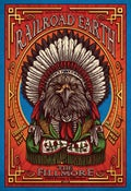 Image of Railroad Earth Concert Poster