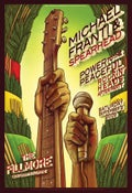 Image of Michael Franti and Spearhead - Fillmore, San Francisco poster