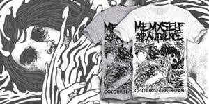 "Image of T-Shirt ""Colourise The Ocean"" Men"