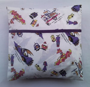 Image of Wacky Races Cushion Cover