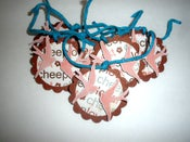 Image of Love Birds Tags