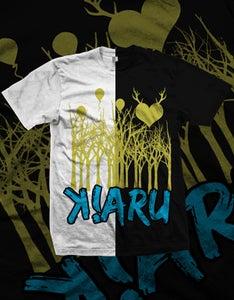 Image of K!ARU PartyWood Shirt (Black or White)