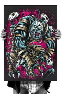 Image of Werewolf poster