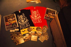 Image of Aulos - Fanboy Package