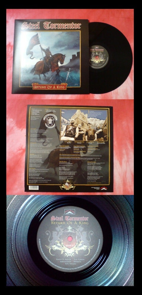 Image of Return of a King (Vinyl edition)