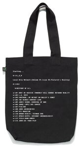 Image of ISSUE 2 CONTENTS TOTE (SOLD OUT)