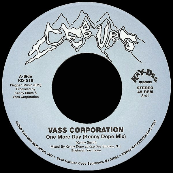 Image of KD018-VASS CORPORATION