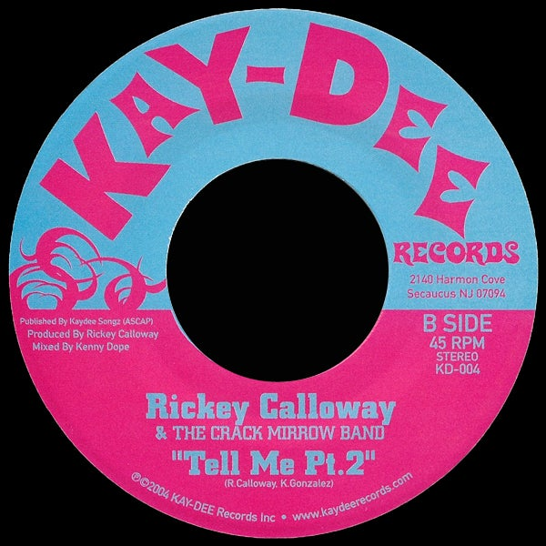 Image of KD004-RICKEY CALLOWAY