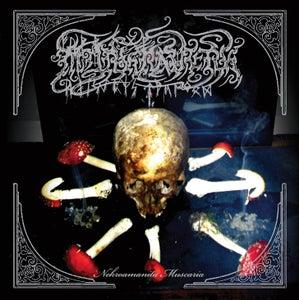 "Image of MYRKRAVERK ""Nekroamanita Muscaria"" (7""EP)"