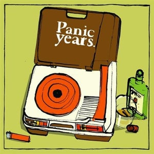 Image of Panic Years Self Titled EP