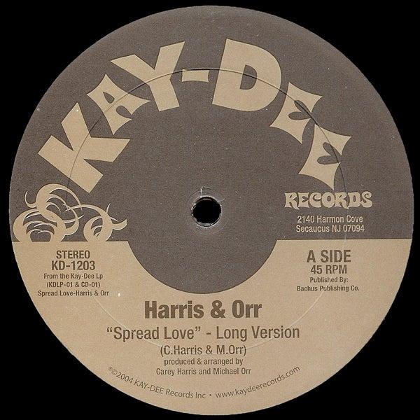 Image of KD1203-HARRIS & ORR