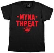 Image of MYNA REMIX Blazers/Bulls