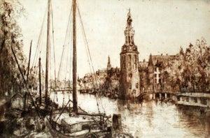 Image of Tour de Montalban, Amsterdam