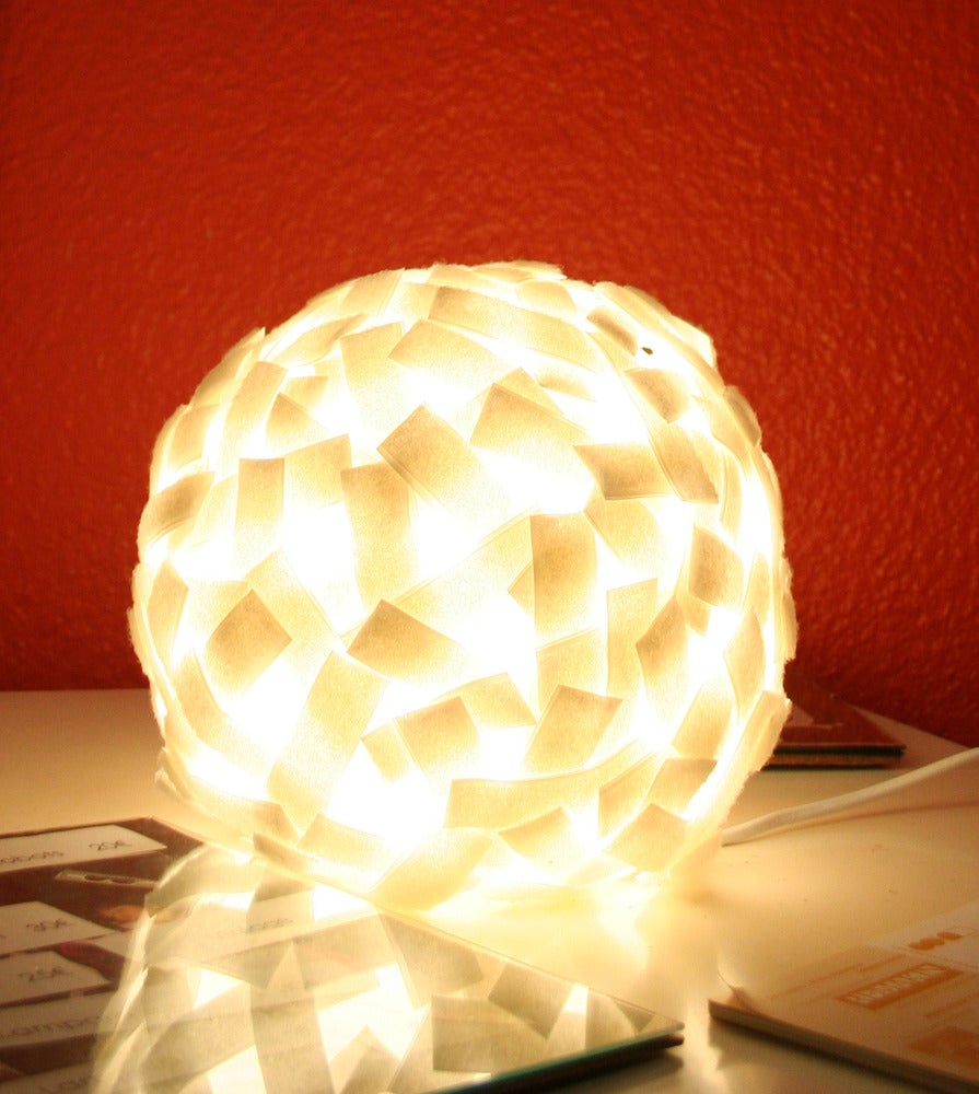Image of POST-IT LAMP