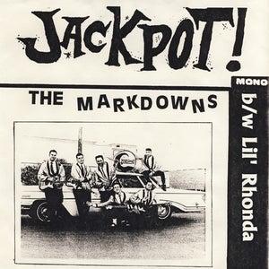 "Image of The Markdowns - Jackpot! / Lil' Rhonda - 7"" (Limited Original Pressing!)"