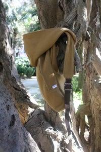 Image of hooded backpack aforestdesign/burel - kids version