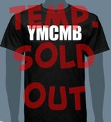 Image of YMCMB T-Shirt White/Black S-XL