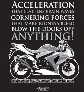 Acceleration T-Shirt