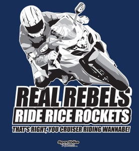 Real Rebels T-Shirt
