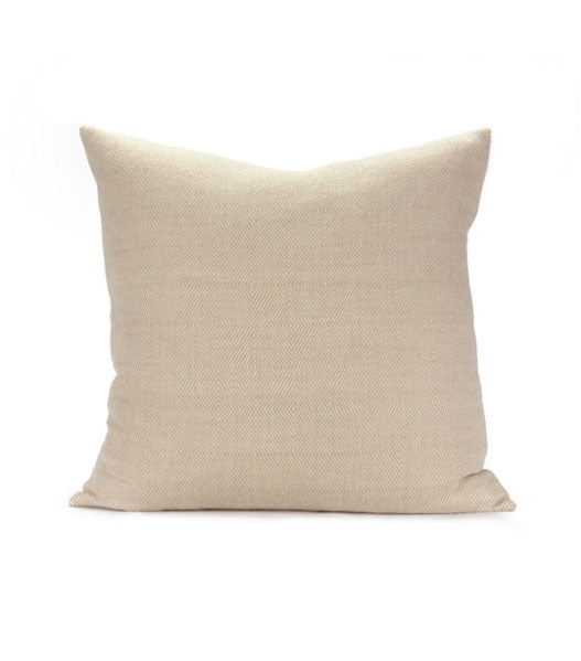 Image of DAKAR PILLOW camel/ oyster