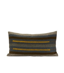 Image of GADE CHIEF PILLOW ocean/ mole 12x22