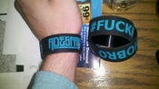 Image of #FUCKNOBRO Adestria Bracelets