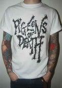 Image of Pigeons of Death Logo Tee