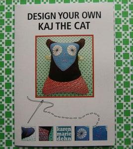 """Image of Mønsterark """"Kaj the cat"""""""