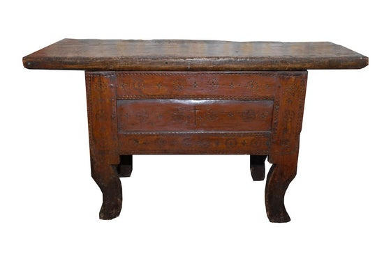Image of 18th Century Spanish Table