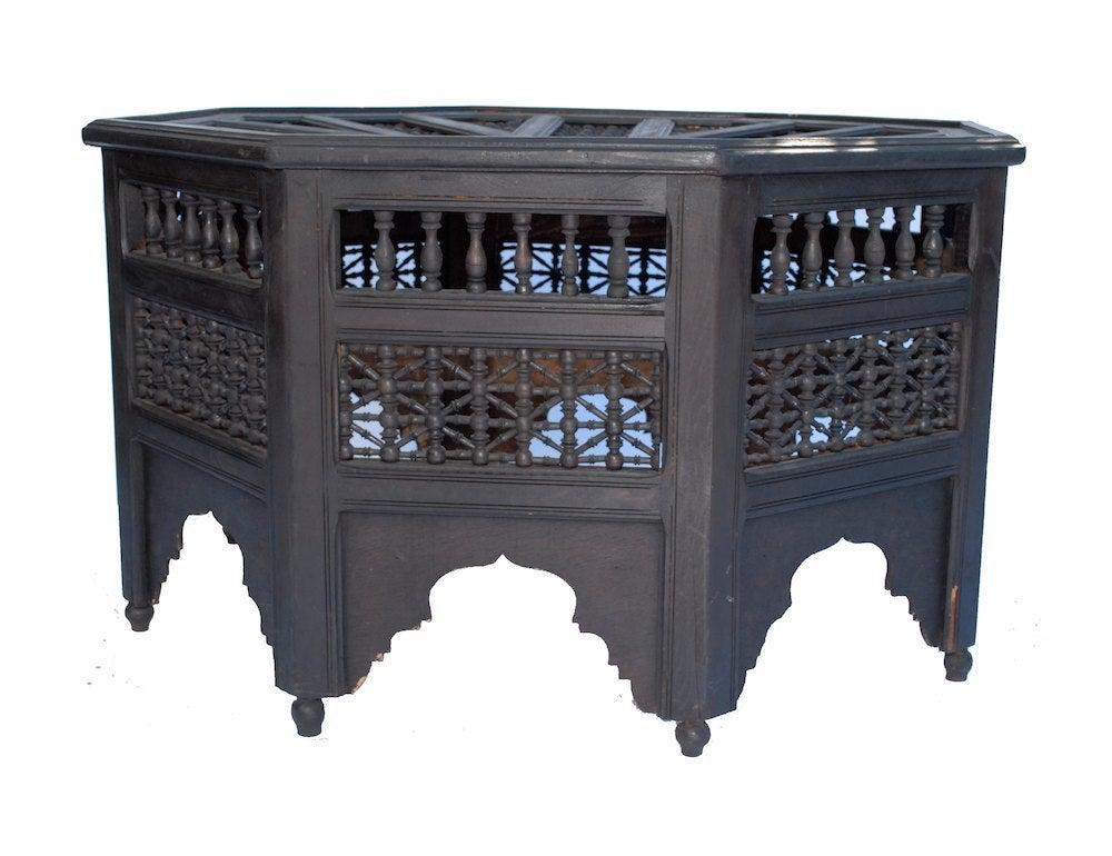 Image of Moroccan Tea Table