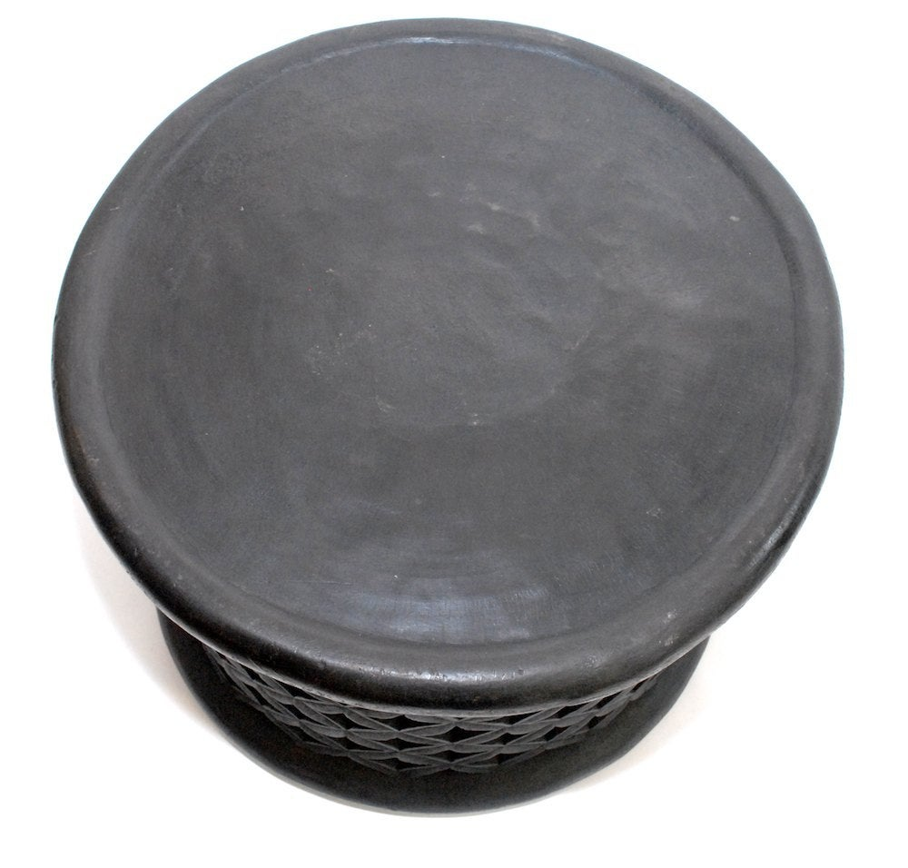 Image of African Drum Table