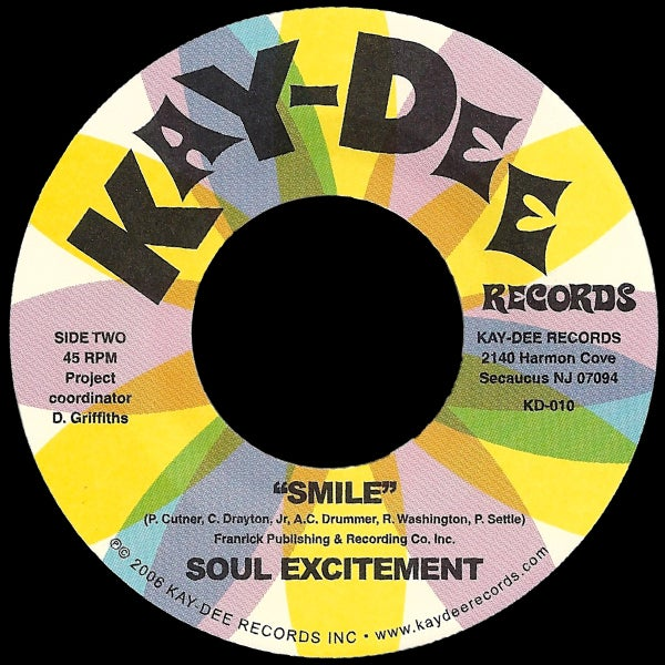 Image of KD010-SOUL EXCITEMENT