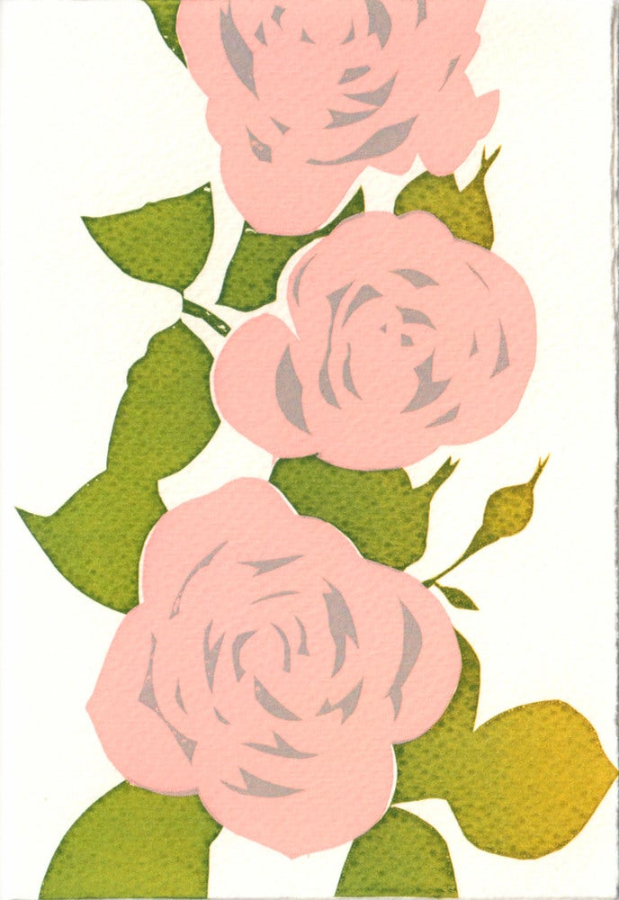 Image of Roses card