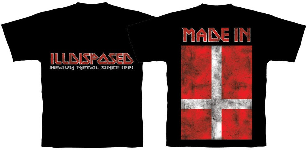 Image of Made in DK (T-shirt)