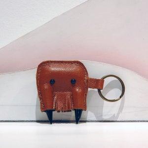 Image of Fringe Wizard Keychain