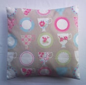 Image of Teacup Cushion Cover