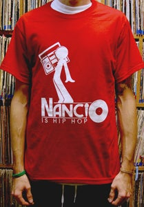 Image of Hip Hop Tee (Red)
