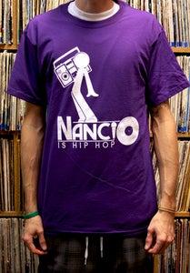 Image of Hip Hop Tee (Purple)
