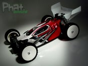 Image of Phat Bodies 'OPTIMUS' for Carisma GT14b/GTB  Losi Mini 8ight Schumacher EMB-1